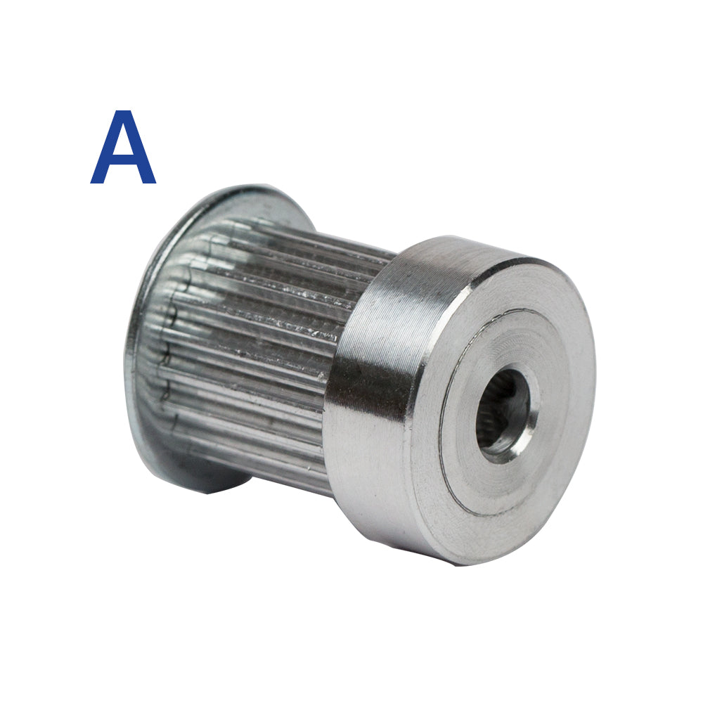 Cloudray Timing Belt Pulley Synchronous Gear 6.35/8/12mm for CO2 Laser - Cloudray Motor
