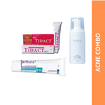 ACNE COMBO: NIHON CLEANSER + TIDACT + ADAPALENE 15G