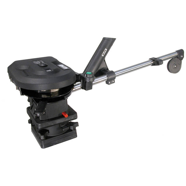 "Scotty 1101 Depthpower 30"" Electric Downrigger w/Rod Holder & Swivel Base [1101]"