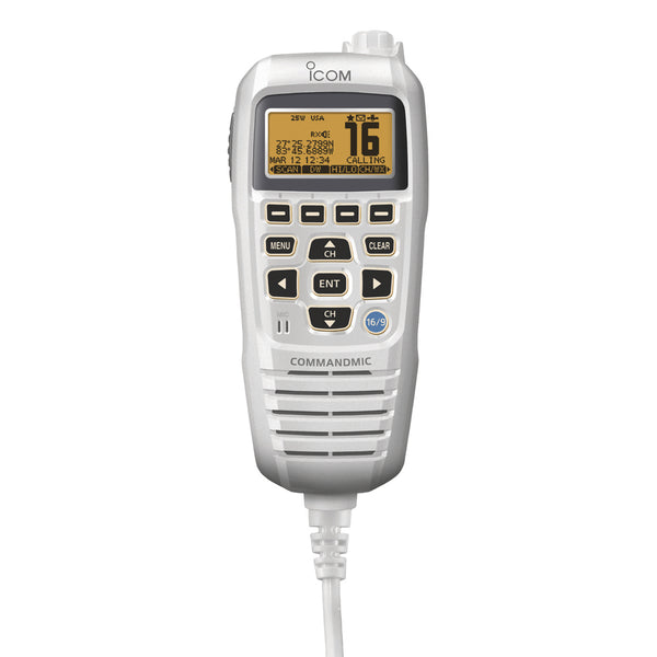 Icom CommandMic IV White [HM195SW]