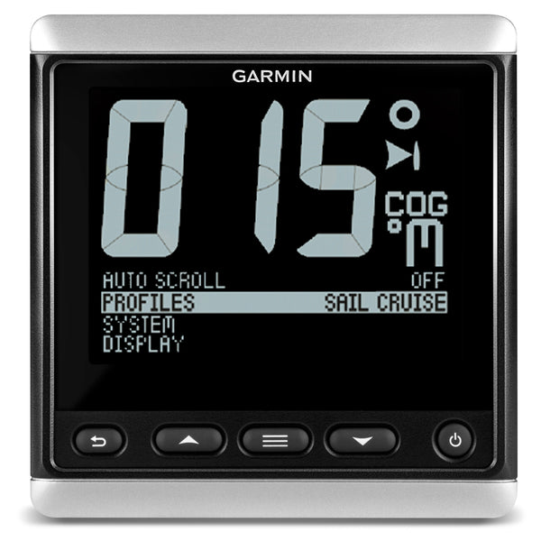 "Garmin GNX 21 Marine Instrument w/Inverted Display - 4"" [010-01142-10]"