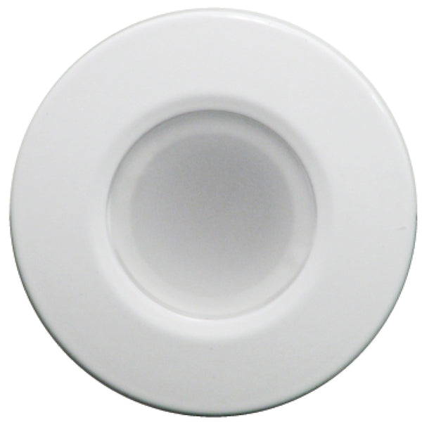 Lumitec Orbit Flush Mount Down Light Spectrum RGBW - White Housing [112527]