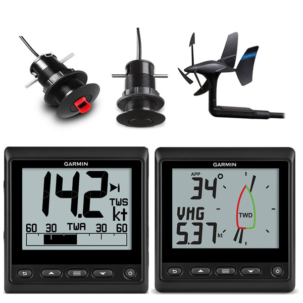 Garmin GNX Wireless Sail Pack 43 [010-01616-30]