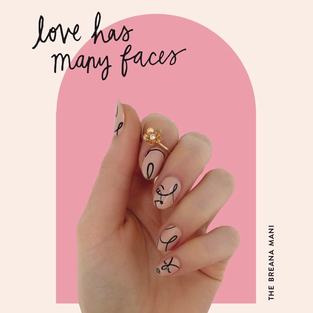 A Glimpse Into The Collection: Love Has Many Faces