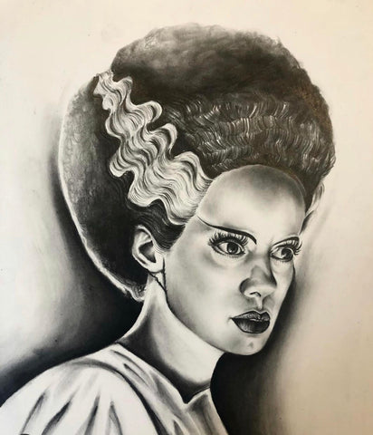Bride of Frankenstein tattoo artist interview