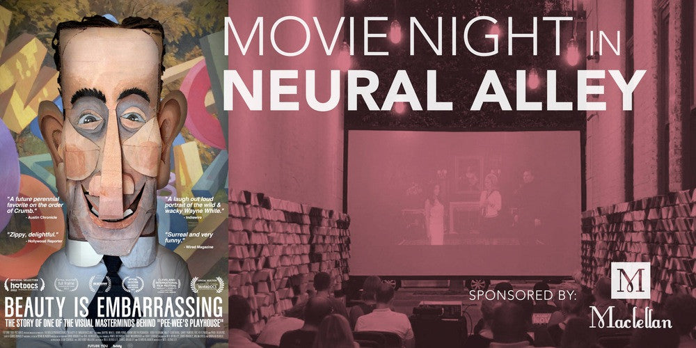 Movie Night in Neural Alley: Beauty is Embarrassing