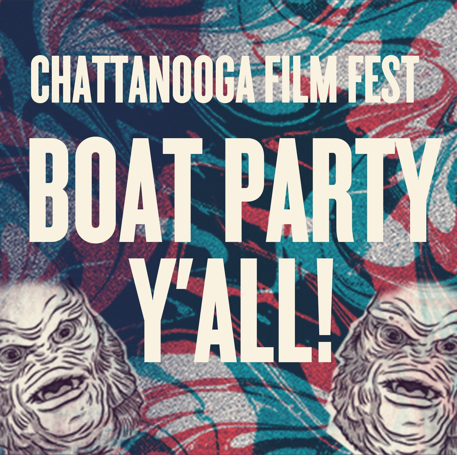 CFF Boat Float 2017 with Shannon & the Clams, Jeff the Brotherhood, Superbody