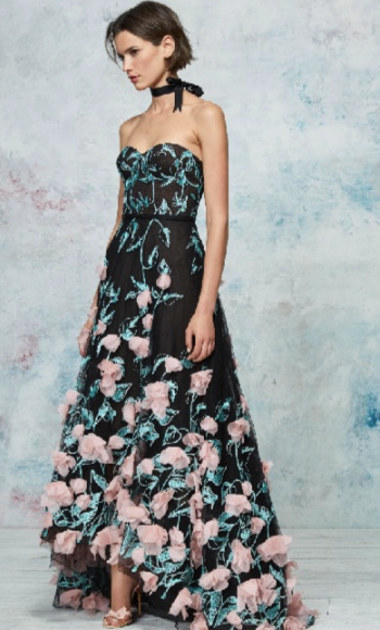 Marchesa Notte H/Low G