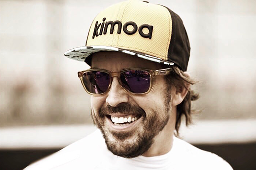 EMCJET announces its newest brand partnership with F1 Driver Fernando Alonso