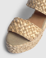 CASTANER | Xise Espadrille With Wedge