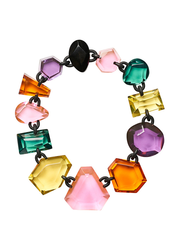 MONIES | Multicolor Kimberly Necklace