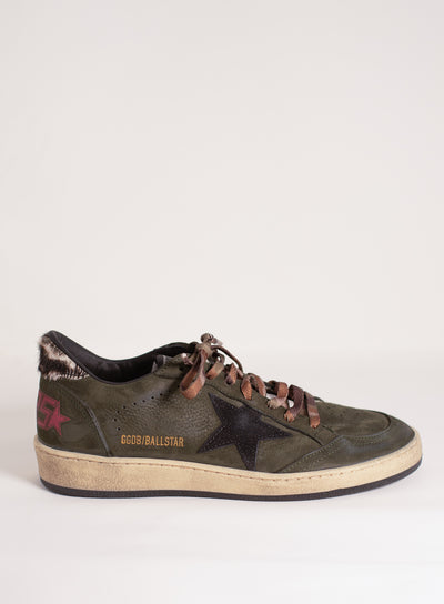 GOLDEN GOOSE | Army Ball Star Sneaker