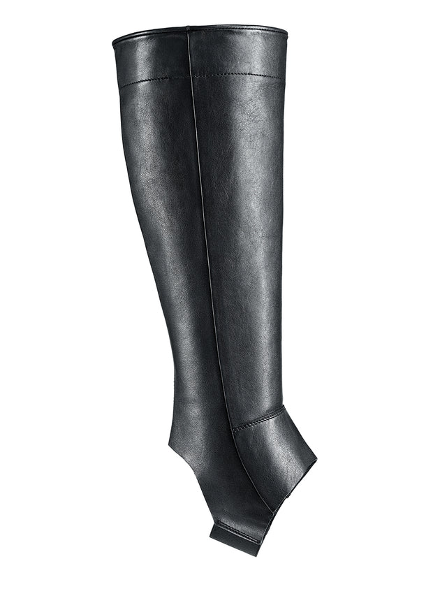 TRIPPEN | 'Studio Knee' Leather Leg Warmer
