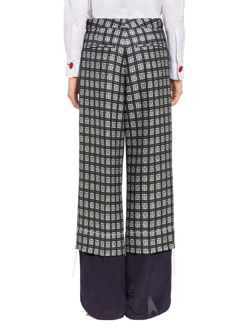 MARNI | Lightweight Micro Tweed Pants