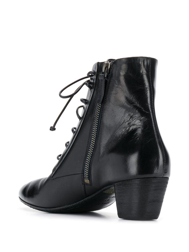 MARSÈLL | Coltello Inverno Tronch Boots in Black