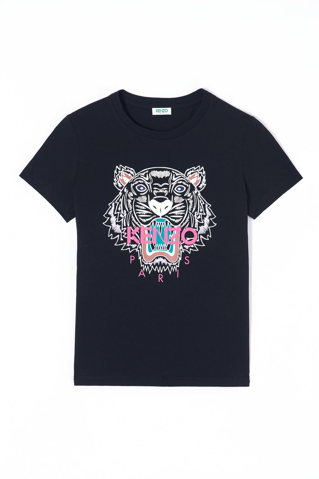 KENZO | Tiger Classic Short Sleeve T-Shirt in Black
