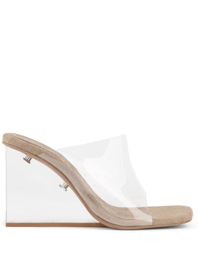 JEFFREY CAMPBELL | Acetate Wedge Slides
