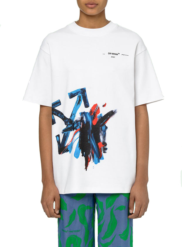 OFF-WHITE | Tomboy Arrows Short Sleeve T-Shirt