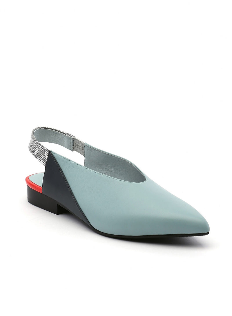 UNITED NUDE | 'Fire & Ice Delta' Slingback