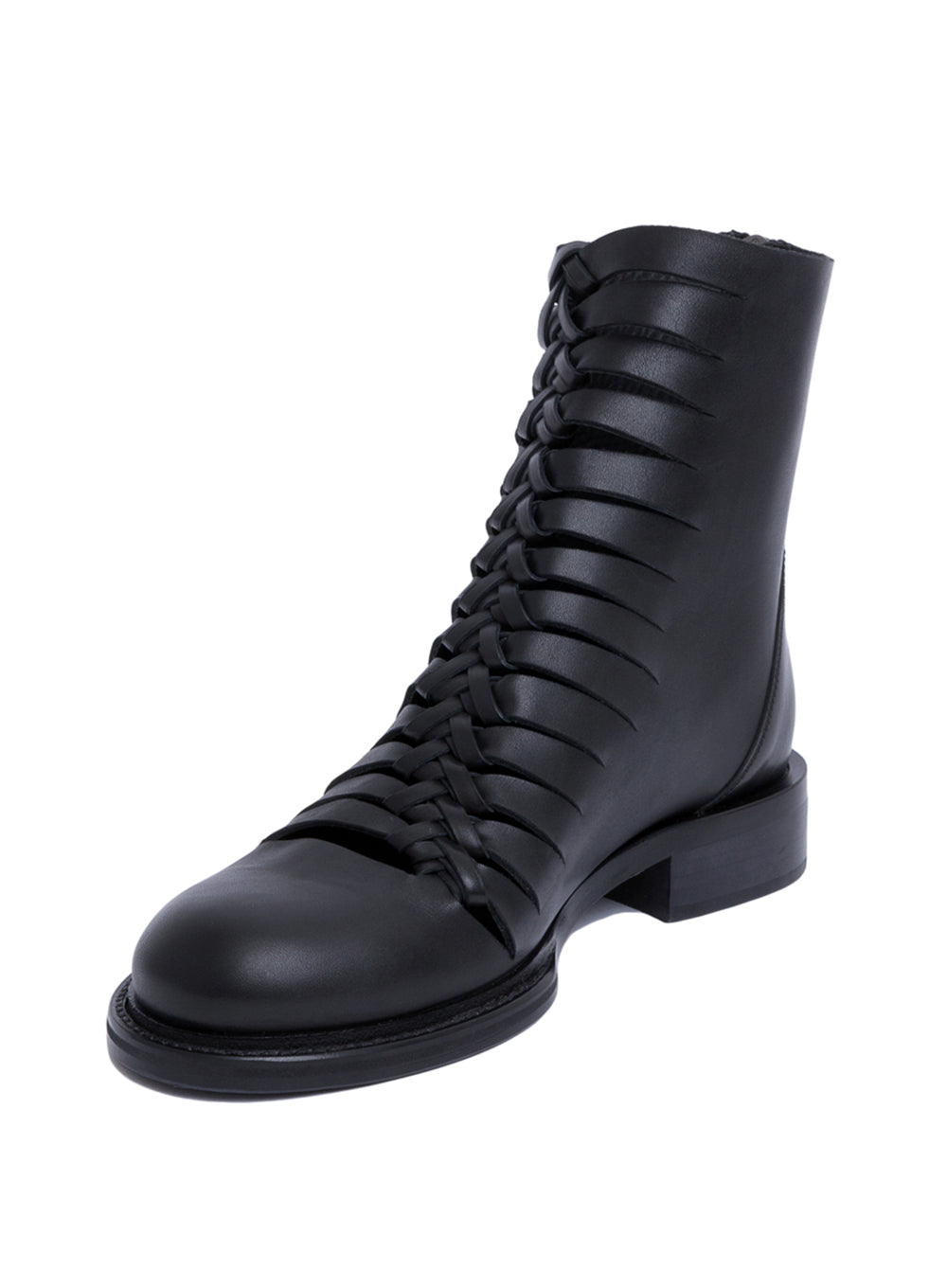 ANN DEMEULEMEESTER | Ankle Boots in Tuscon Nero