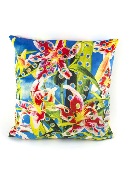 SELETTI | Flower with Holes Cushion