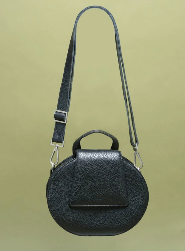 Hammitt | Gregory Bag in Black/Gunmetal