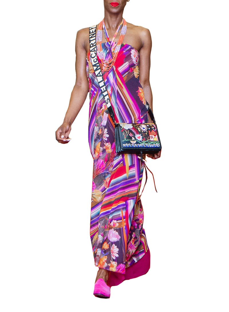 FUZZI | Floral Maxi Dress
