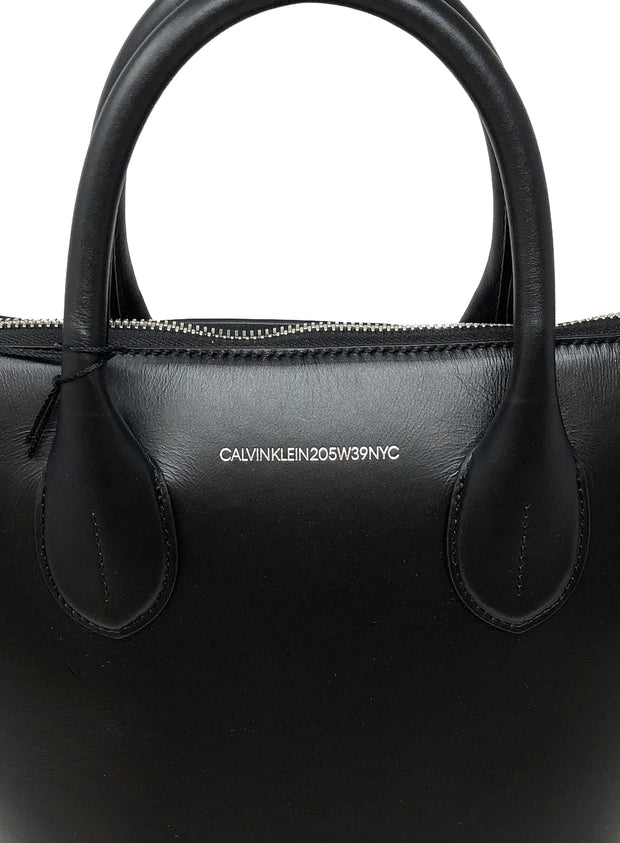CALVIN KLEIN 205W39NYC | Leather Top-Handle Bag