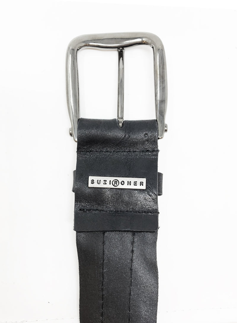 SUZI ROHER | Studded Leather Belt