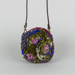 JAMIN PEUCH | Niki Round Flower Bag (More Colors)