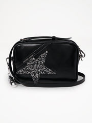 GOLDEN GOOSE | Crossbody Bag with Swarovski Star