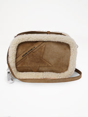 GOLDEN GOOSE | 'Star' Bag in Golden Merino