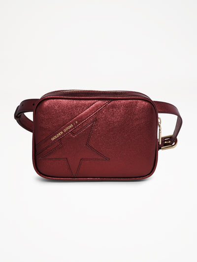 GOLDEN GOOSE  | Star Belt Bag