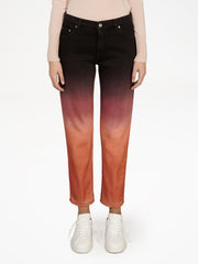 GOLDEN GOOSE | Amy Dyed Boyfriend Pant
