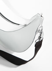 MM6 MAISON MARGIELA | Moon Shaped Bag in White