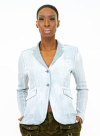 AVANT TOI | Fitted Blazer Jacket