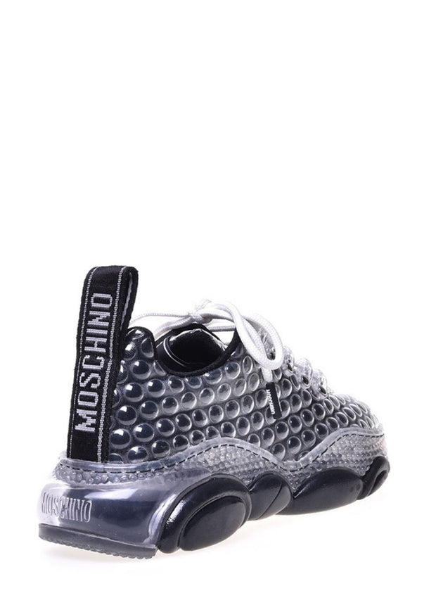 MOSCHINO | Teddy Bubble Sneaker in Black
