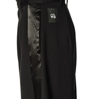 Y-3 | Matt Track Pants in Black