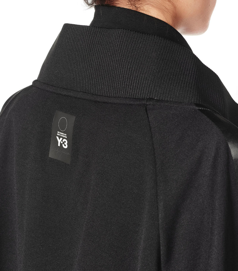 Y-3 | Matt Track Jacket in Black