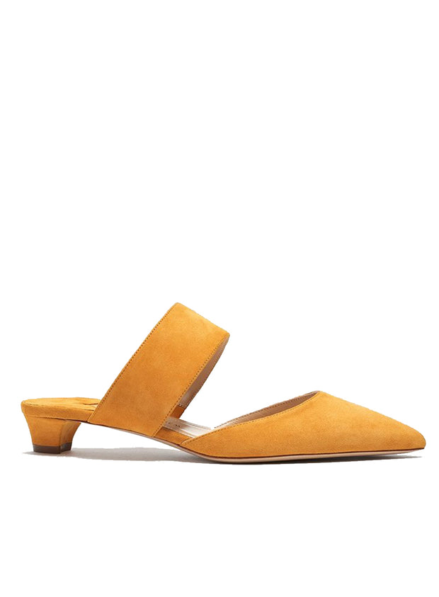 PAUL ANDREW | 'Right Away' Suede Slide