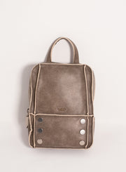 HAMMITT | Hunter Mini Backpack in Pewter