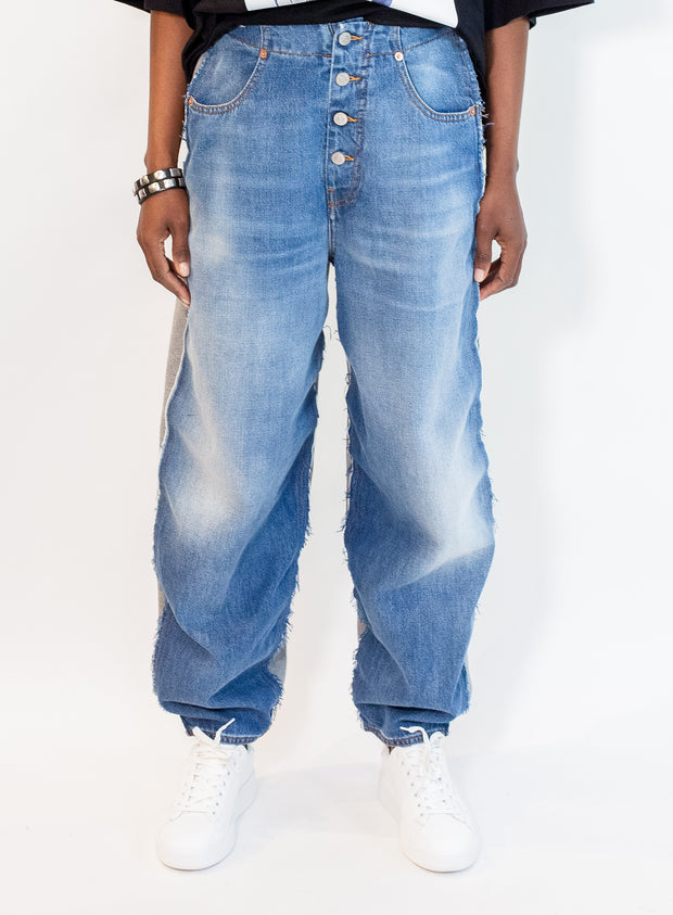 MM6 | Denim Sweatpants