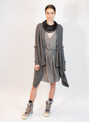 RICK OWENS | Helena Tunic in Dust