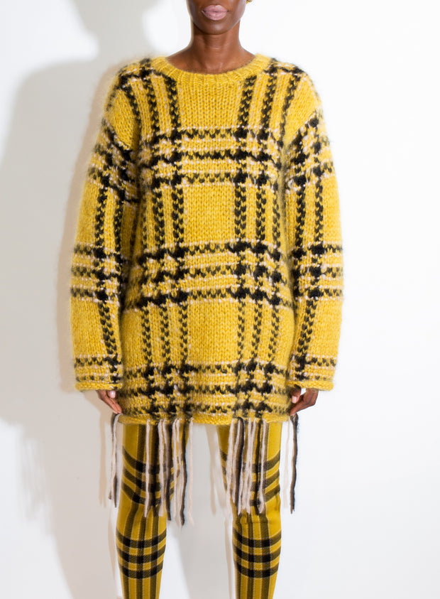UNDERCOVER | Yellow Sweater