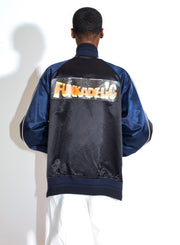 SACAI | Reversible Bomber Jacket