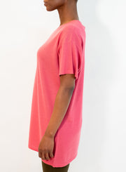 FRENCKENBERGER | Thin Cashmere Normal T-Shirt in Bubble