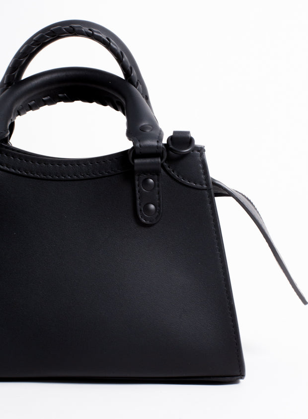 BALENCIAGA | Neo Classic City Nano in Black
