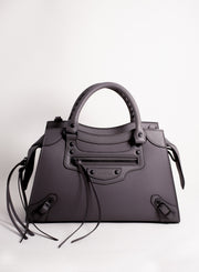 BALENCIAGA | Neo Classic City Satchel in Gray
