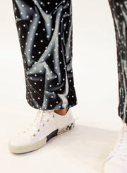 MM6 MAISON MARGIELA | Polka-Dot Pajama Style Trousers