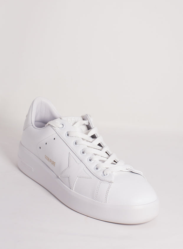 GOLDEN GOOSE | Pure Star in Optic White